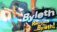 Byleth Recruits ...Byleth!