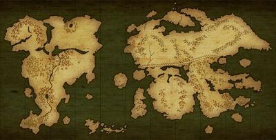 Awakening Map