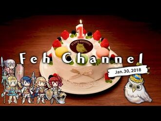 Fire Emblem Heroes - Feh Channel (Jan. 30, 2018)
