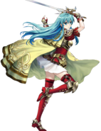 Eirika Fight