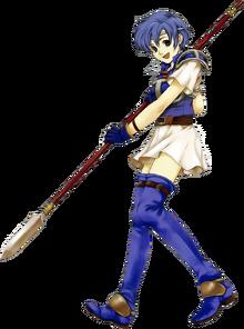 Shanna (Binding Blade Artwork)