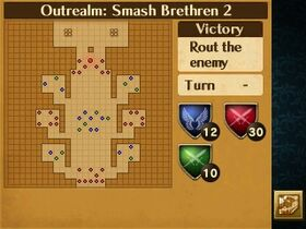 Smash Brethren 2 Map