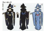 3H Female Warlock concept