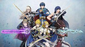 Casting Fire Emblem Warriors