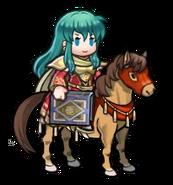 Heroes Eirika Anamnesis Lady Sprite