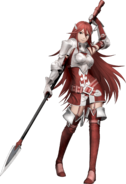 Warriors Cordelia OA