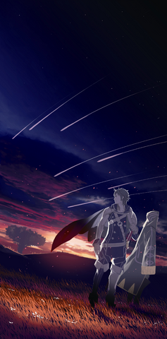File:Chrom and Robin Art.png