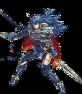 Brave Heroes Lucina Damaged