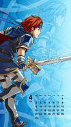 Calendario Fire Emblem Heroes - Roy