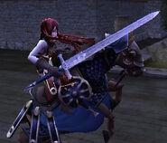 FE14 Silver Sword