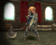 FE13 Hero (Female Morgan)