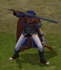 FE9 Ranger (Ike)