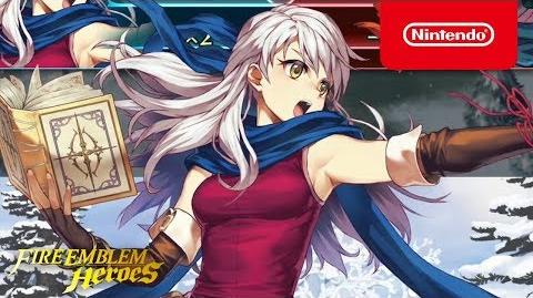 Fire Emblem Heroes - New Heroes (World of Dawn)