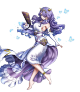 Camilla Flower of Fantasy Fight
