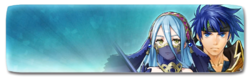 Banner Performing Azura and Brave Ike CC