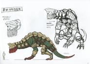 FE3H Concept Art Demonic Beasts (1)
