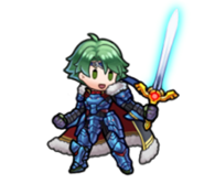 Brave Heroes Alm Sprite