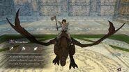 Cyril wyvern rider