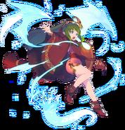 Tiki Legendary Dragon Skill