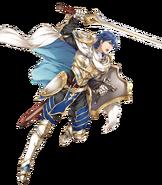 Chrom (Knight Exalt) Fight