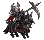 Sprite del Caballero Sanguinario - Fire Emblem Heroes