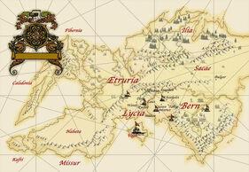 Elibe Map