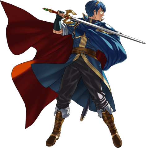 File:FE Heroes Intro Marth.png