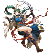 Lyn (Legendary Heroes) Damaged