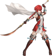 Warriors Hinoka OA