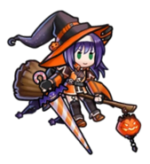Heroes Halloween Mia Sprite
