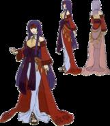 Sanaki concept (Unused)