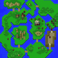 FE3 Chapter 15 Map