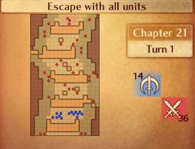 Conquest C21 Map