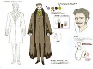 FE3H Concept Art Hanneman