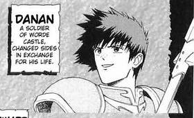 Danan Hasha Manga