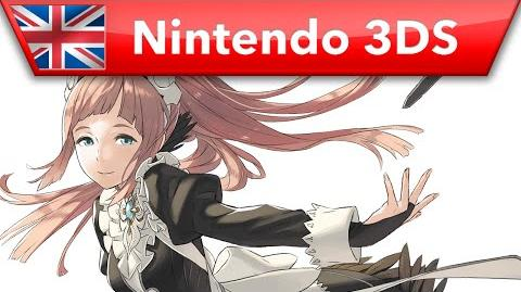 Fire Emblem Fates - Kozaki Yusuke draws Felicia for Japan Expo. Full version (3DS)