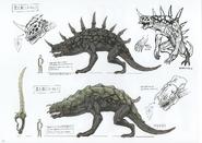 FE3H Concept Art Demonic Beasts (2)