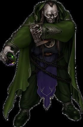 Gharnef (Shadow Dragon Artwork)