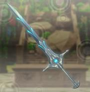 TMS Iron Sword