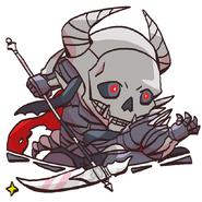 Alguno de los héroes - Caballero Sanguinario (3) - Fire Emblem Heroes
