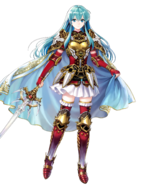 Eirika Graceful Resolve Heroes