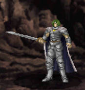 Roger battle (dismounted)