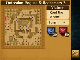 Rougues & Redeemers 3 Map