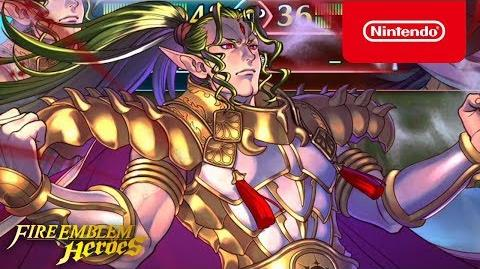 Fire Emblem Heroes - Mythic Hero (Duma God of Strength)
