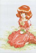 Maria manga art