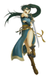 Brawl Sticker Lyn