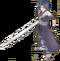 FE10 Zihark Swordmaster Sprite