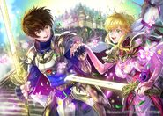 Leif and Nanna Cipher art