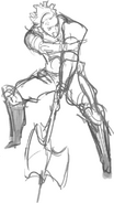 Vaike Body Concept Art
