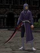 FE9 Swordmaster (Zihark)